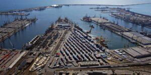 В портах Румынии увеличился грузооборот фото