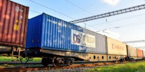 сократится пропускная способность на жд Китай-Европа фото